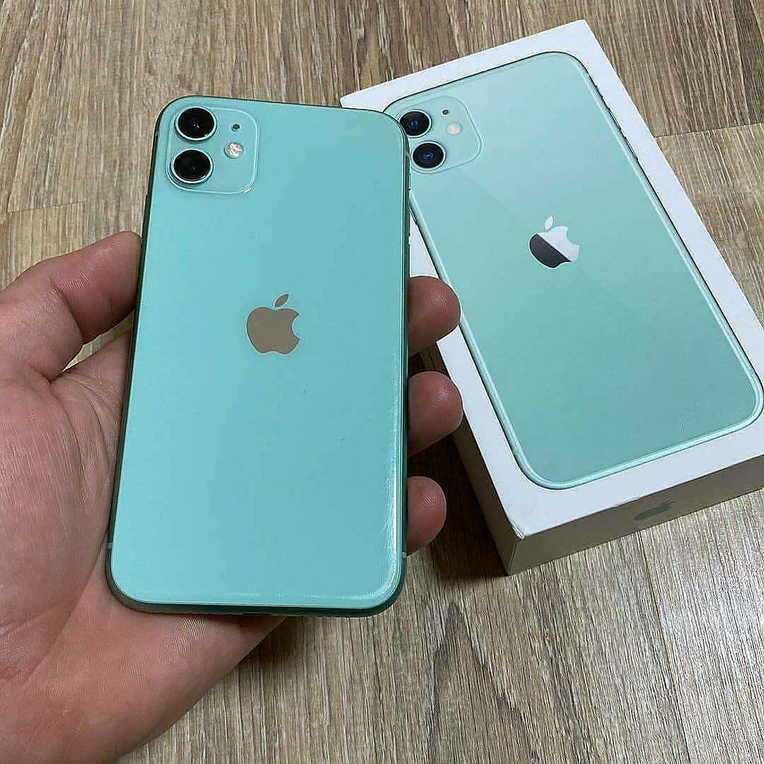 Imagen producto IPHONE 11 NORMAL 256GB 2