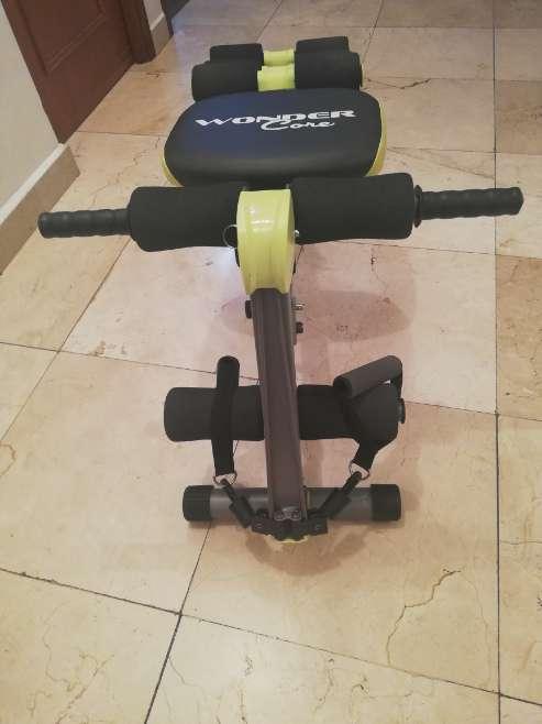 Imagen maquina para hacer ejercicio
