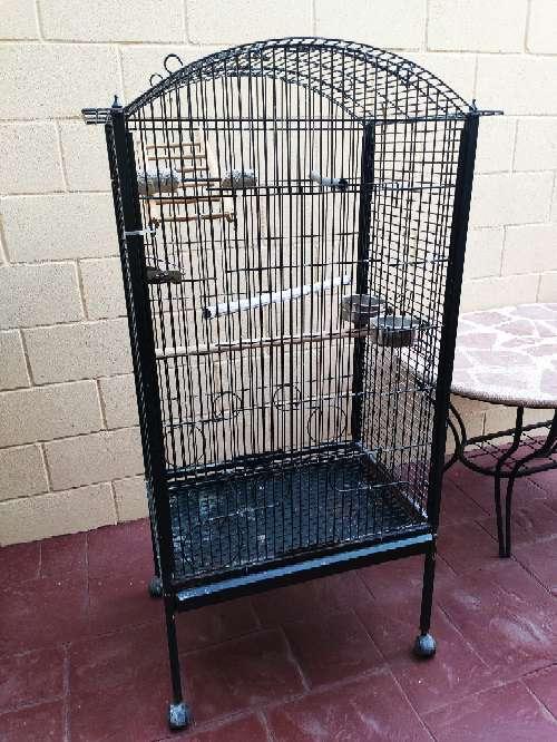 Imagen Jaula de hierro para pájaros