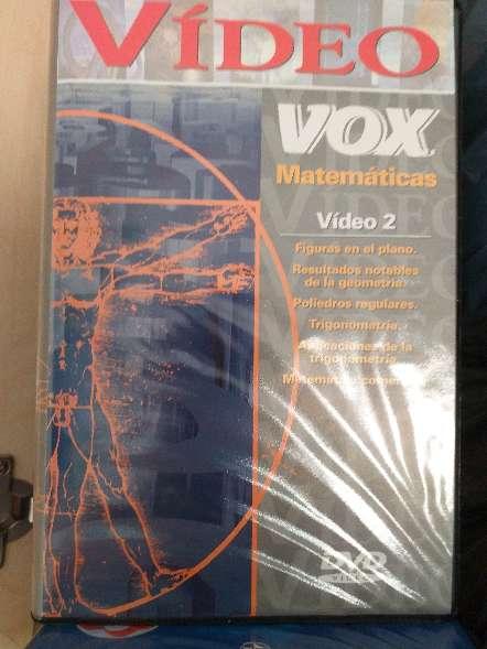 Imagen 6 cd nuevos de matemáticas