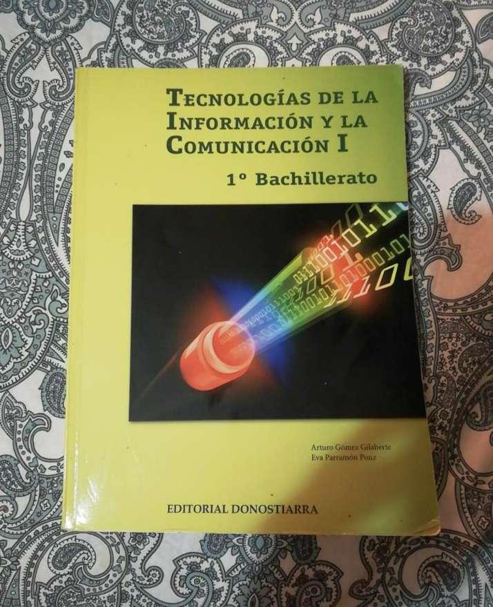 Imagen Libro bachiller