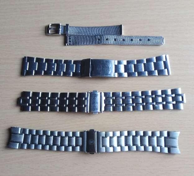 Imagen producto Correas de reloj.  2