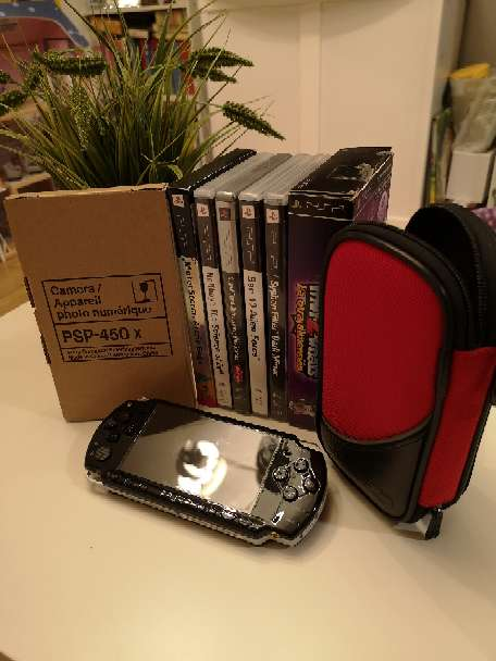Imagen PSP 2004 casi nueva
