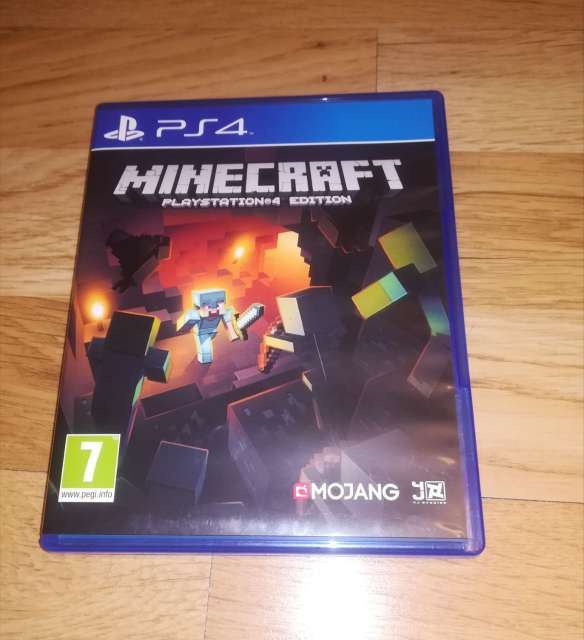 Imagen Minecraft MOJANG