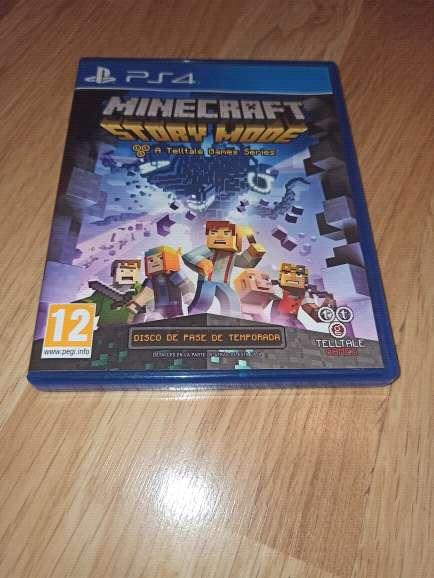 Imagen Minecraft Story Mode (Modo Historia)