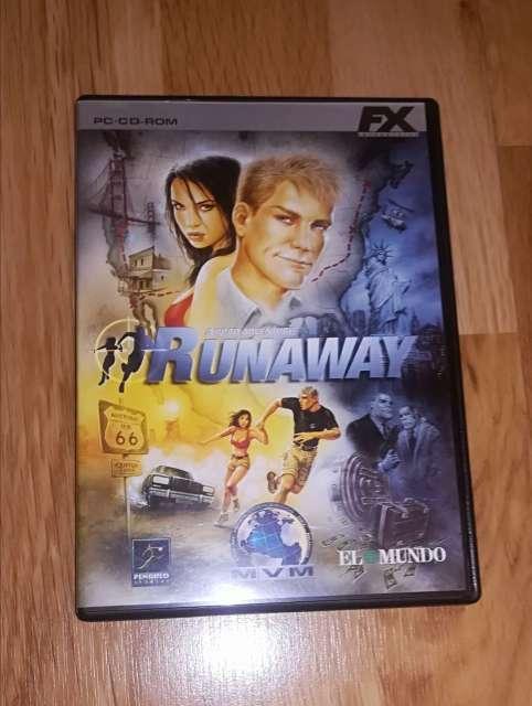 Imagen  Videojuego Runaway