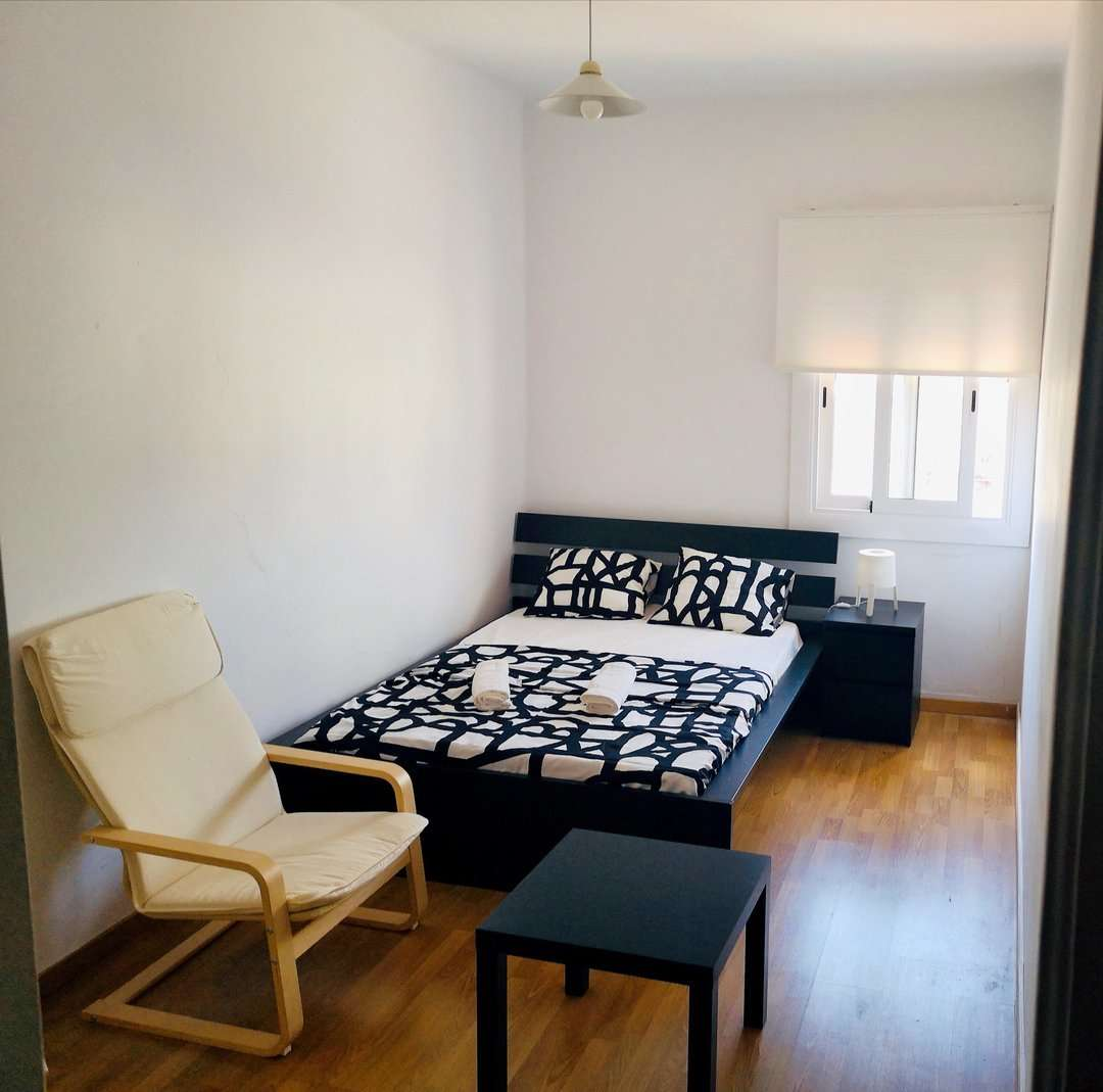 Imagen Habitación doble en metro Urgell Eixample