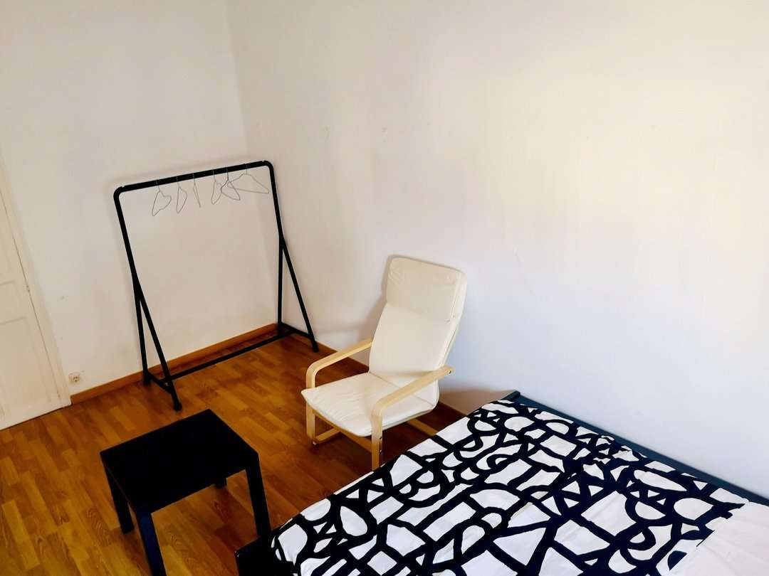 Imagen producto Habitación doble en metro Urgell Eixample 2