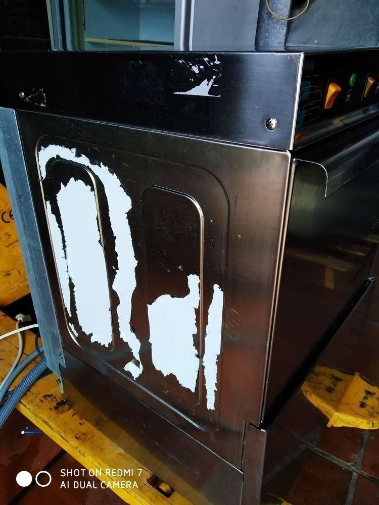 Imagen producto Aspes lavavajillas industrial hostelería  2