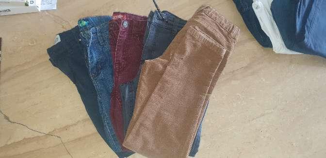 Imagen pantalones talla 5-6