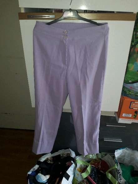 Imagen producto Pantalon violet T42 2