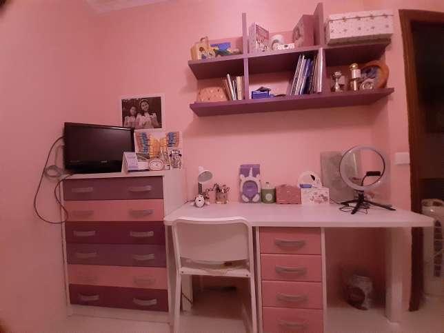 Imagen Dormitorio juvenil niña
