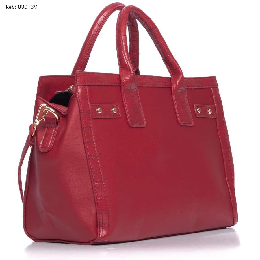 Imagen 8 bolsas femininas e couro venizado