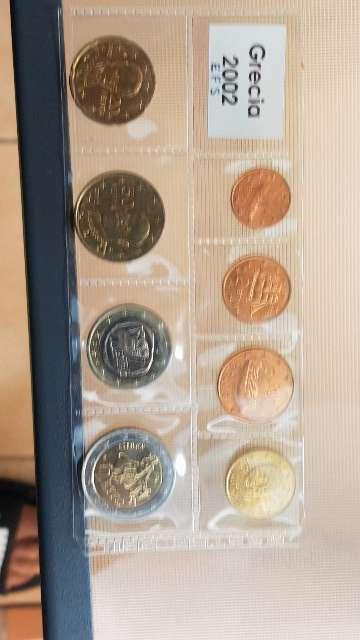 Imagen producto 2 € grecia 2002 2