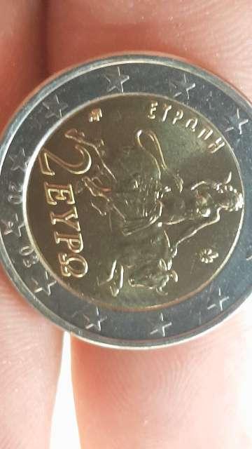 Imagen producto 2 € grecia 2002 3