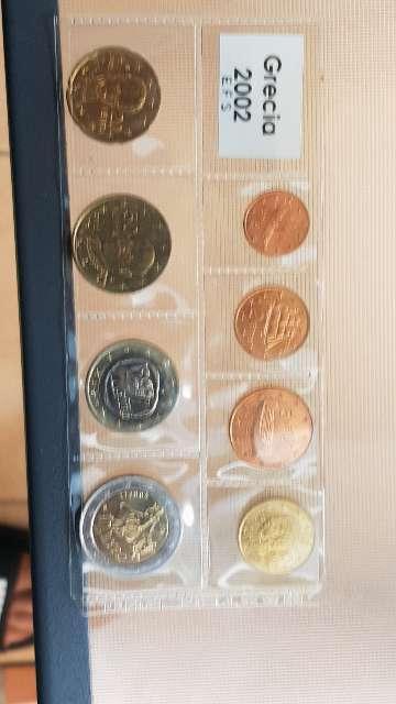 Imagen producto 2 € grecia 2002 5