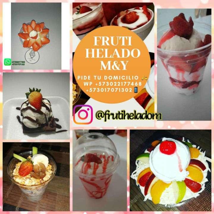 Imagen producto Ensalada de fruta  1