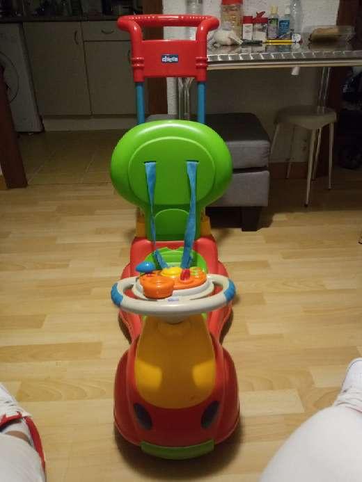 Imagen carrito de bebé