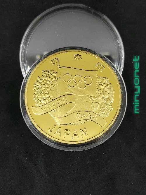 Imagen Moneda - medalla Juegos Olímpicos Tokio 2020