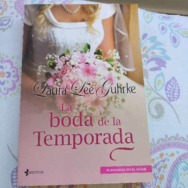 Imagen Laura Lee Guhrke La boda de la temporada