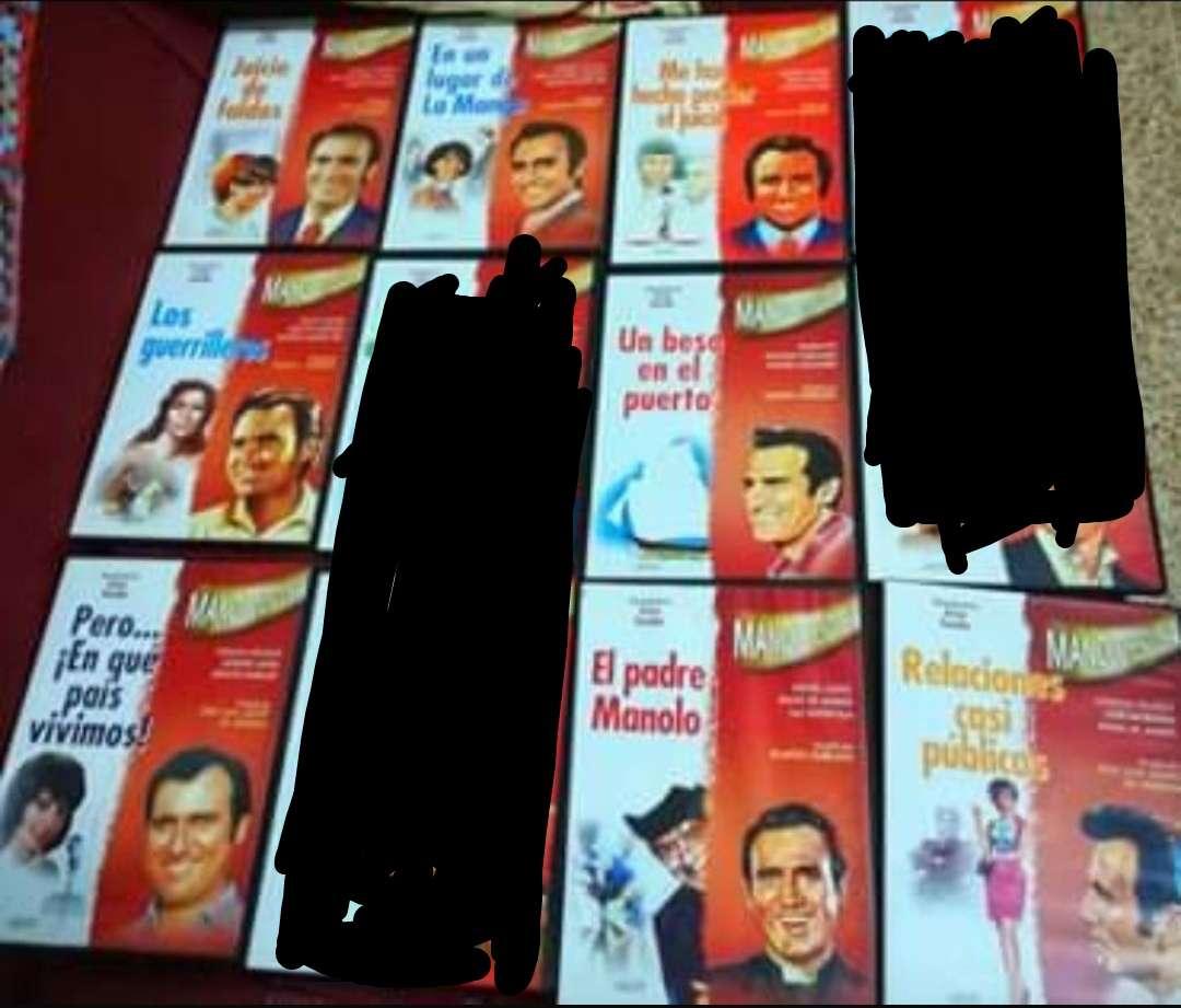 Imagen Colección 8 películas DVD Manolo Escobar.