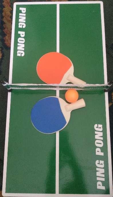 Imagen Mesa de mini ping pong