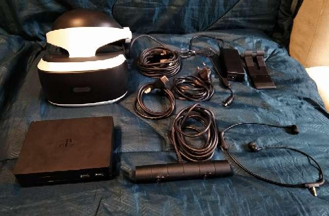 Imagen GAFAS VR PS4