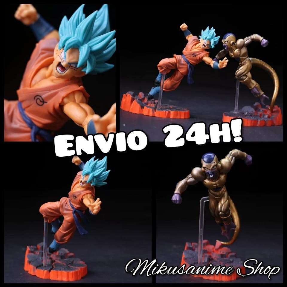 Imagen Figura Freezer Goku Dragon Ball