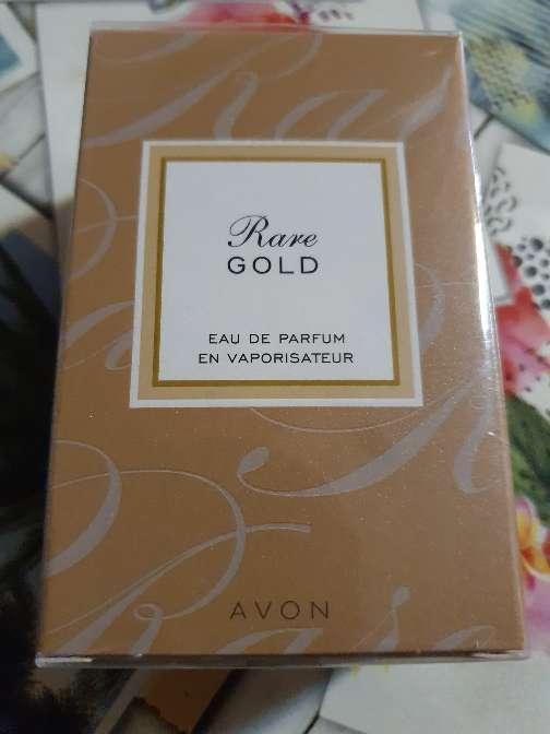 Imagen perfume rare gold