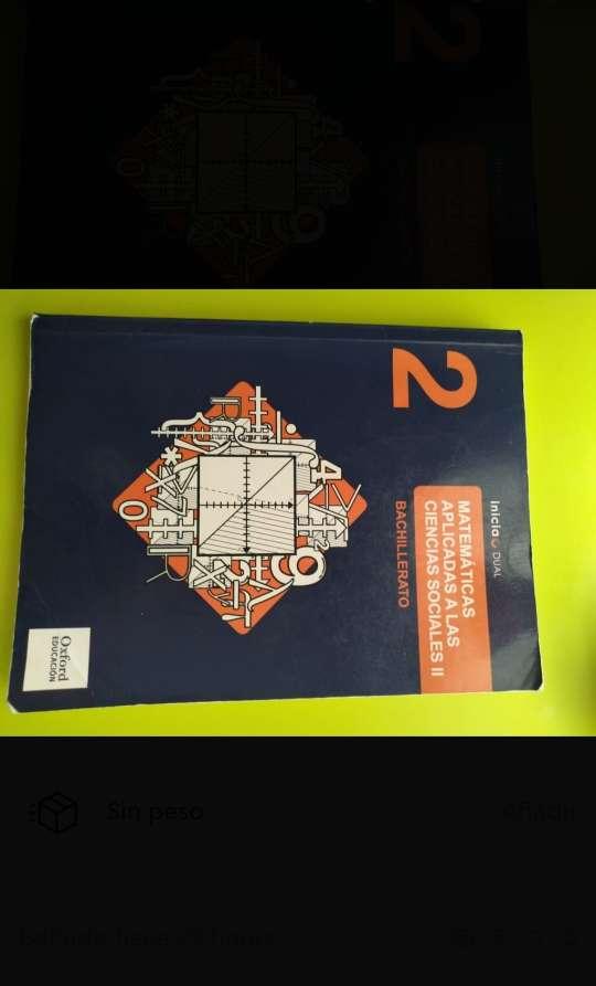 Imagen libro de matemáticas