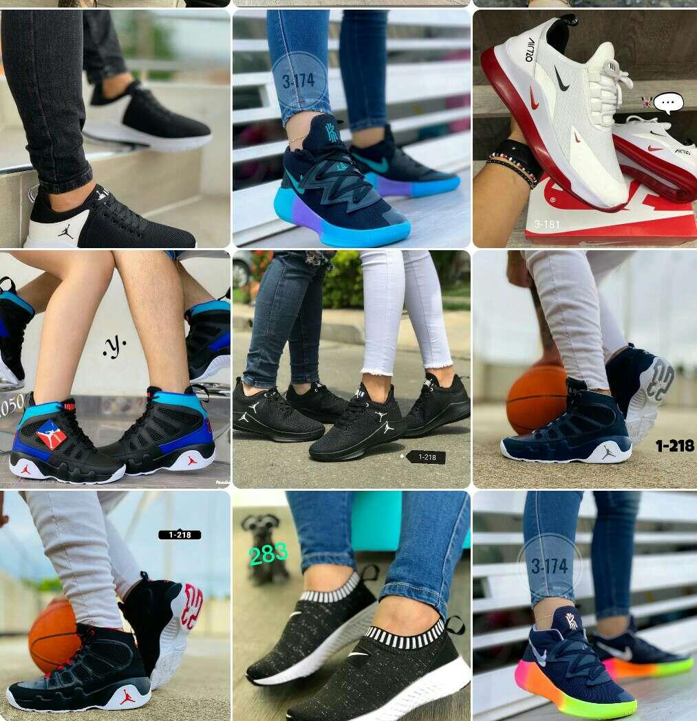 Imagen venta de calzado para dama y caballero ??