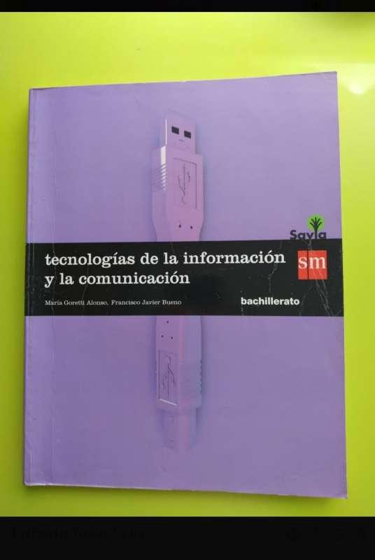 Imagen libro de tecnología