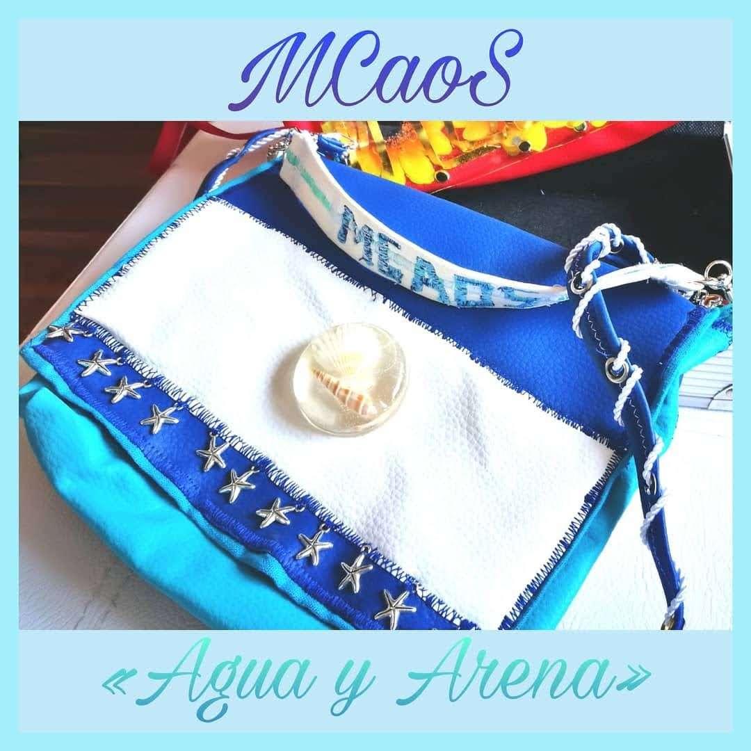 Imagen Bolso MCaoS «Agua y Arena»