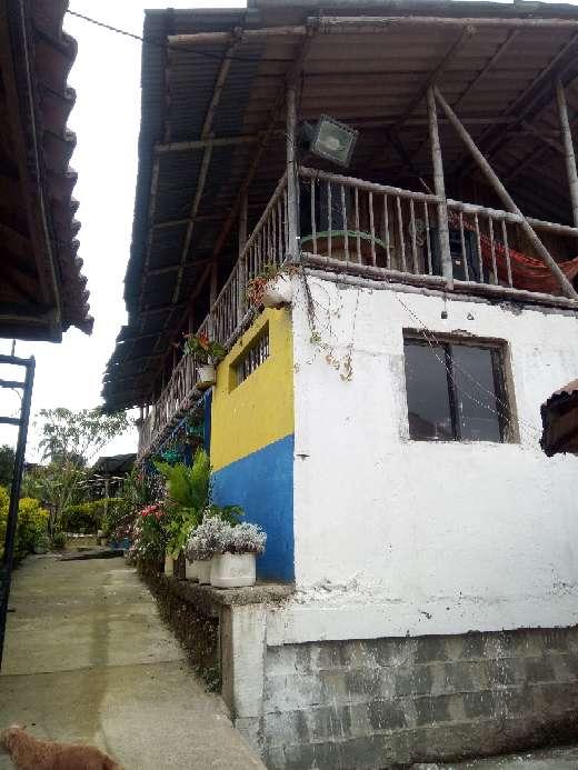 Imagen vendo finca vereda el Manzanillo santa rosa de cabal Risaralda
