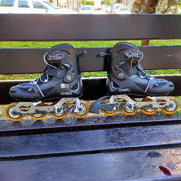 Imagen botas para patinar