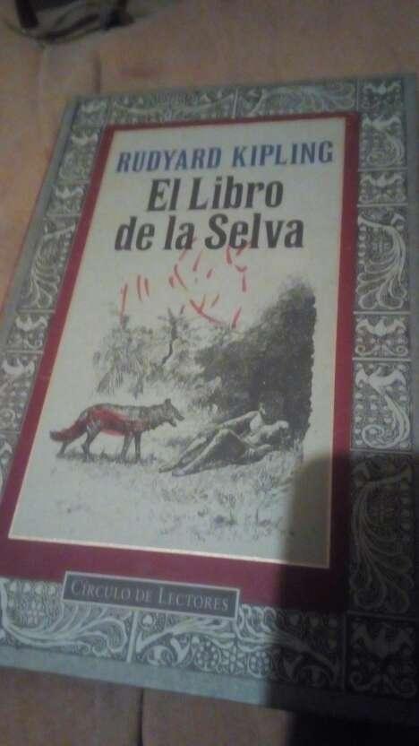 Imagen Libro De La Selva