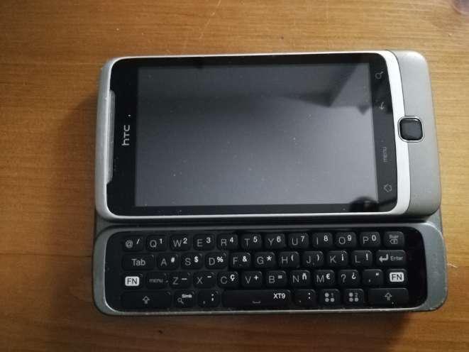 Imagen HTC desire Z