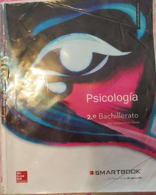 Imagen libro de Psicología