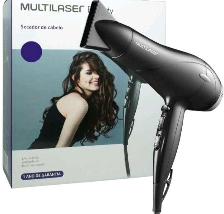 Imagen secador de cabelo Multilaser Original