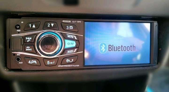 Imagen Rádio Automotivo MP5  Multimídia 4.1
