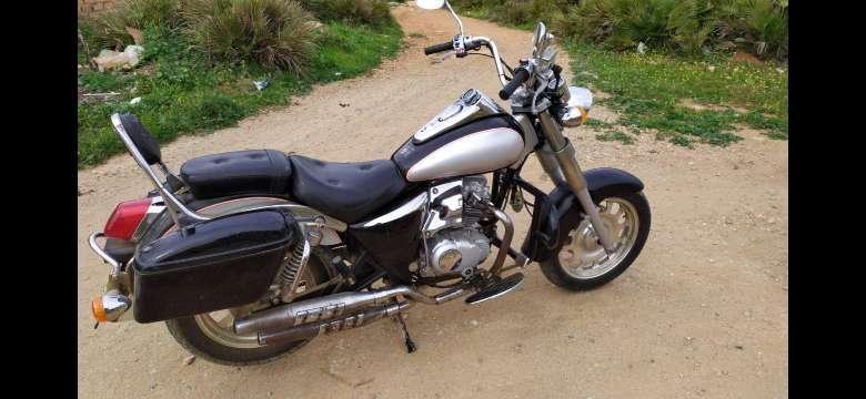 Imagen Vendo Moto 125xt Kinroad
