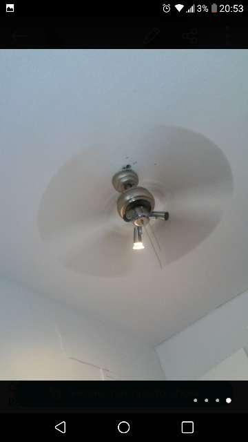 Imagen Lampara de ventilador