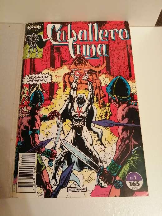 Imagen Comic caballero luna número 1