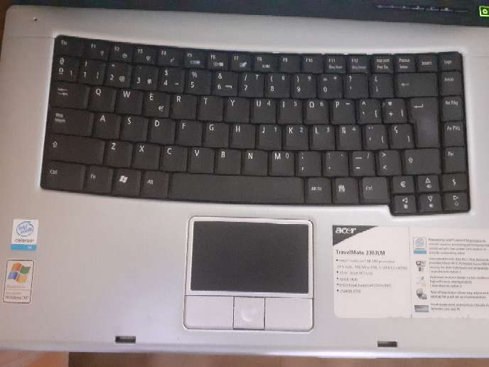 Imagen producto Portatil Acer TravelMate 2303LM 2