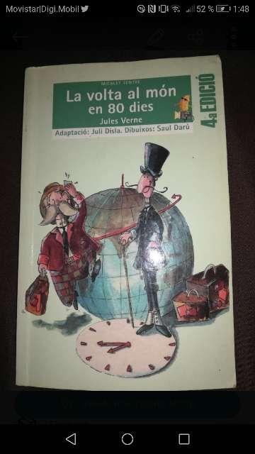 Imagen Libro lectura