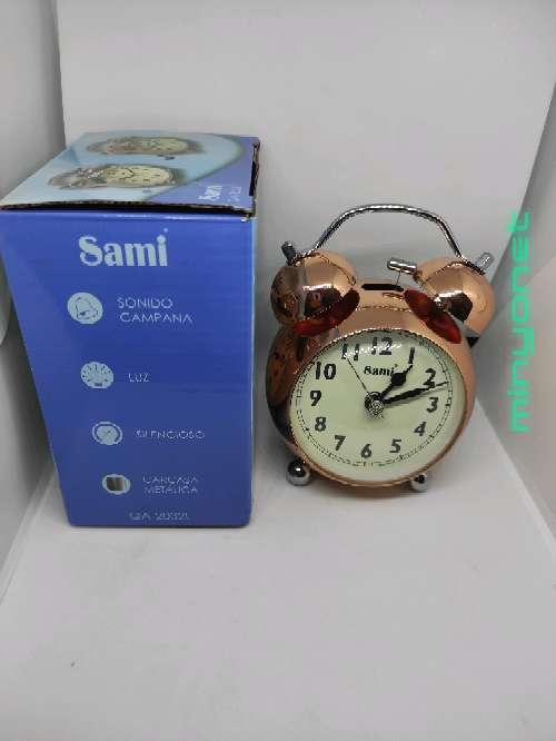Imagen Reloj despertador clásico Sami