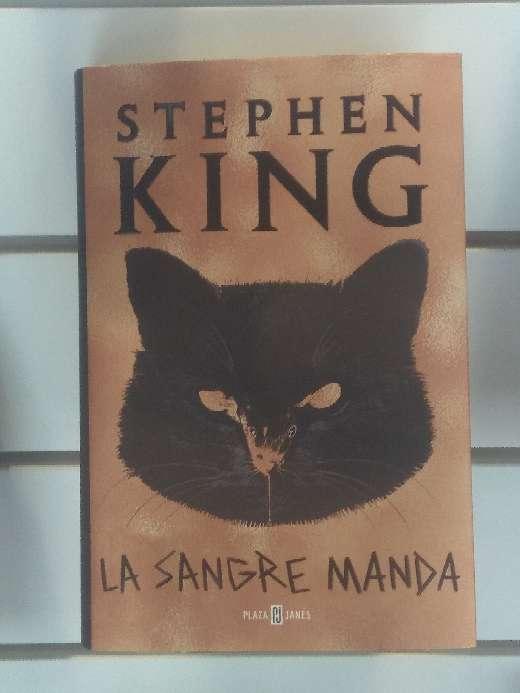Imagen libro de Stephen King