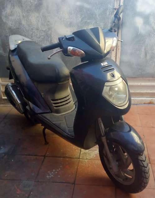 Imagen Sym EuroMx 125cc