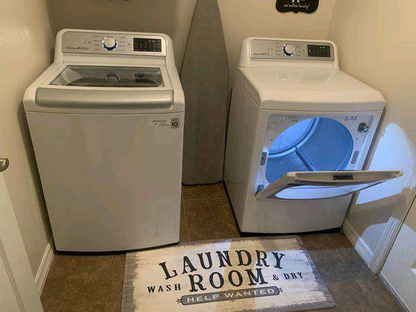Imagen LG Washer and Dryer
