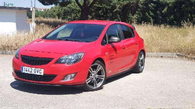 Imagen Opel Astra J 2.0 CDTI 160Cv Sport